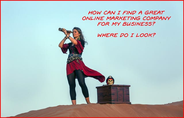 How to Choose a Great Online Marketing Company