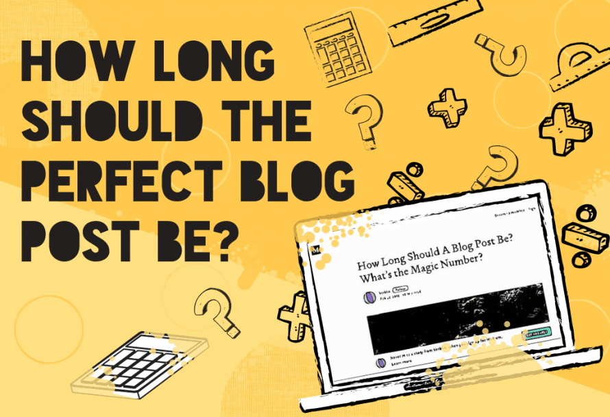 Word counts should be on your checklist for blog posting