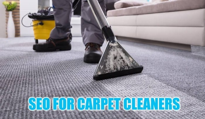 seo for carpet cleaners