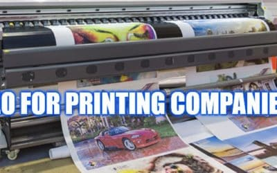 How to Do the Best SEO for Printing Companies
